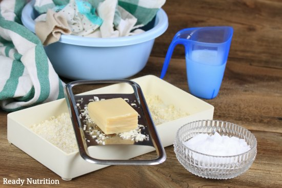 3 Ways To Make Your Own Laundry Detergent