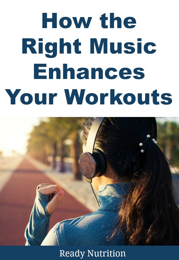 """Music has a physiological effect that you need to know about. When you listen to music that is pleasing to your ears, it stimulates the production of Dopamine, and """"synchronizes"""" the brain within the rhythm, and helps you to perform repetitive motions (such as push-ups, or sets of bench presses) with more fluidity, increased smoothness. #ReadyNutrition #FitnessGoals #PhysicalWellness"""