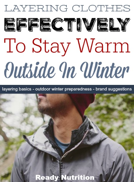 Know the basics of layering your clothes in winter with these essential tips and tricks.