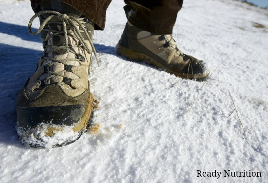 Winter Safety: The Best Shoes For Walking on Ice