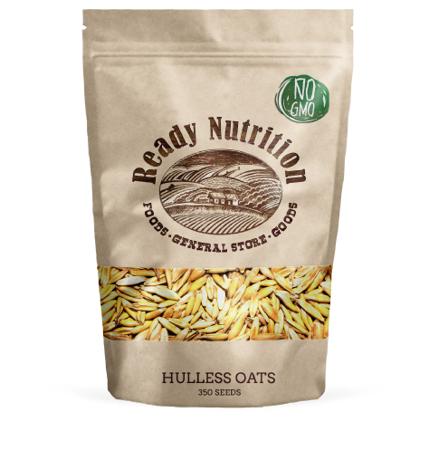Ready Nutrition Hulless Oats Seeds