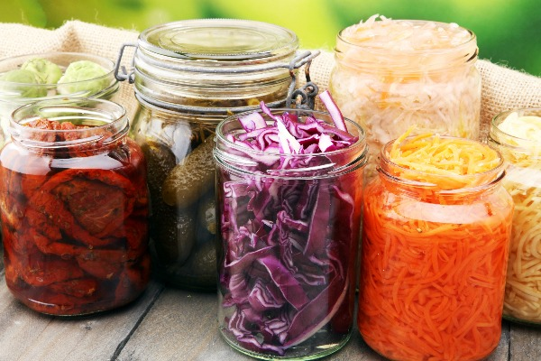 Fermented Foods: Kick Your Health Up a Notch Naturally + 10 Healthy Ready Nutrition Recipes!