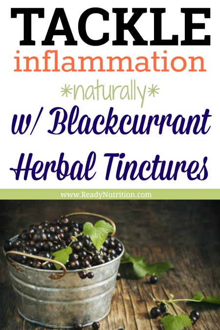 Inflammation is becoming increasingly common among Americans.  But there is a natural and herbal way to help relieve the pain and swelling often associated with inflammation, and that is with blackcurrant.