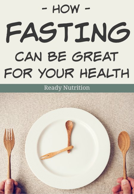 We all have a basic understanding of what it means to fast, or not eat for a prolonged period of time.  But did you know that fasting can be great for your overall health and prolong your life?