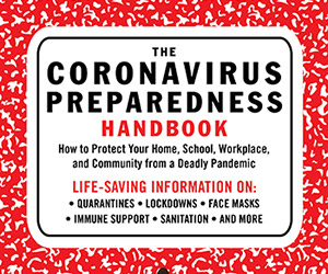 The New Book You Need To Prepare For and Survive a Deadly Pandemic