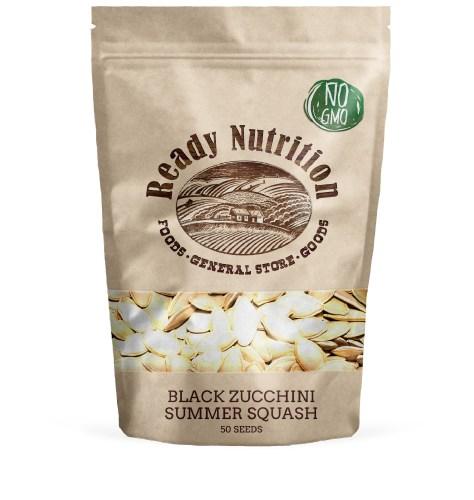 Zucchini Summer Squash by Ready Nutrition