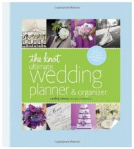 I suspect, given this extensive daydream, that I will not have the allocated budget for a full-service wedding planner. It's definitely advised to have a wedding planner for the day-of, but until then, I imagine I'd want to keep myself organized with a wedding planner binder like this one from The Knot on Amazon.ca!