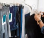 Underwear in the closet