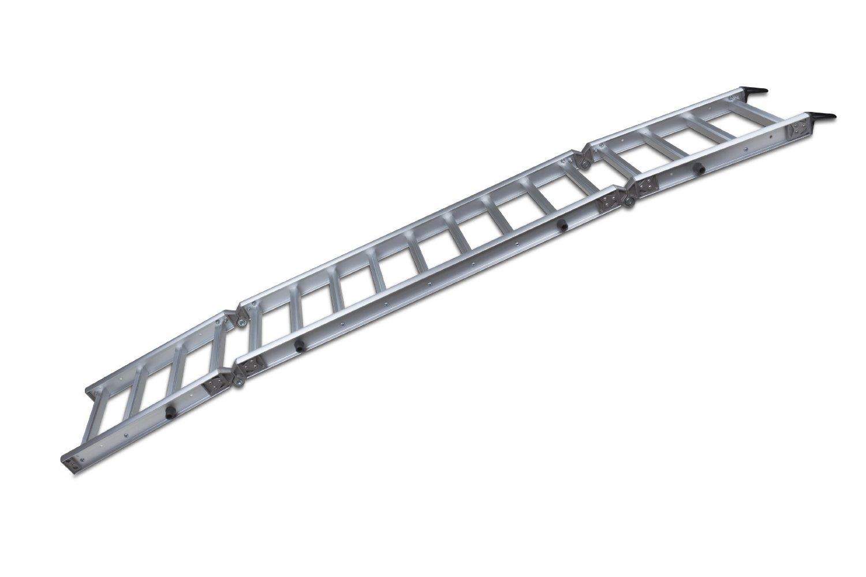ReadyRamp Full-Sized Bed Extender / Ramp Silver 100