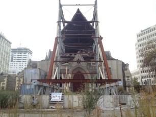 Die zerstörte Kathedrale