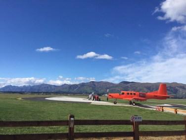 Angekommen in Wanaka - erstmal eine Skydive! Wuaaaah!!! 15,000 ft!