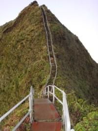 Haiku Stairs aka The Stairway to Heaven | Ready, Set, Aloha!