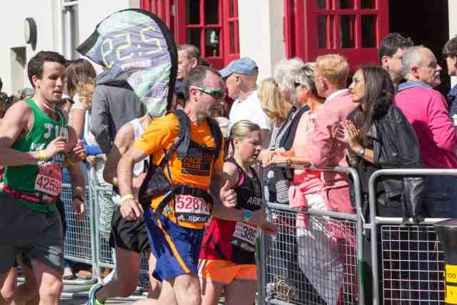 Member of the Runner's World Pace Team