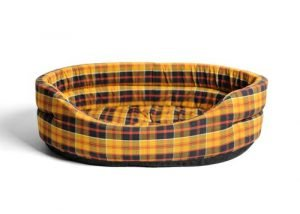 Airedale Terrier dog bed