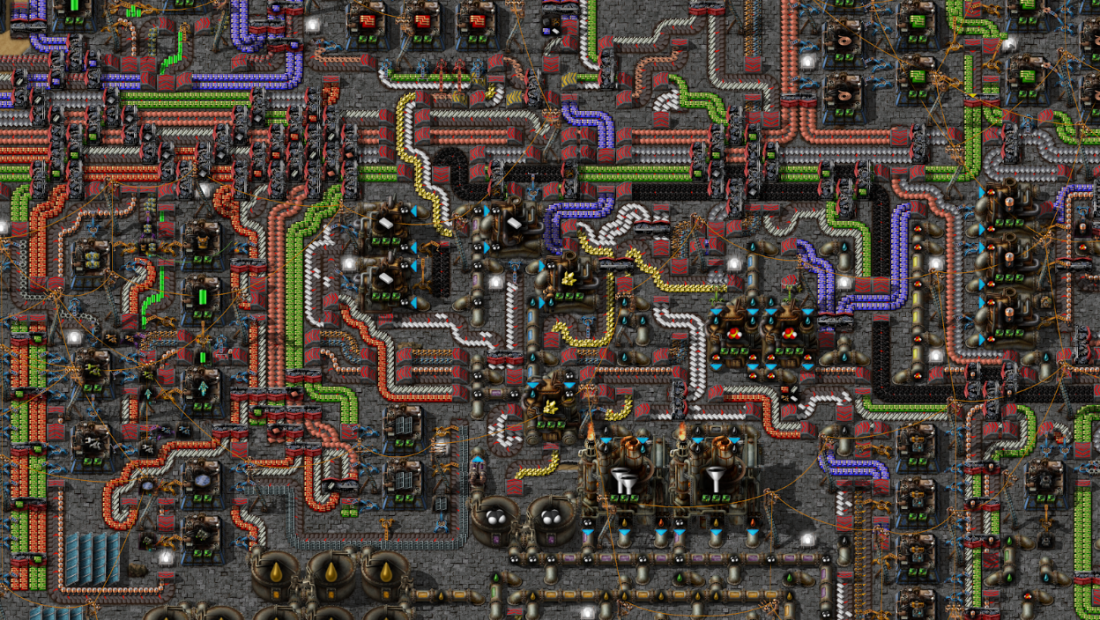 Mapping Factorio with Leaflet