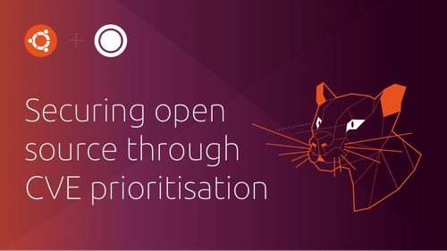 Securing open source through CVE prioritisation
