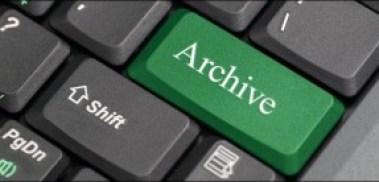 Archive-Button