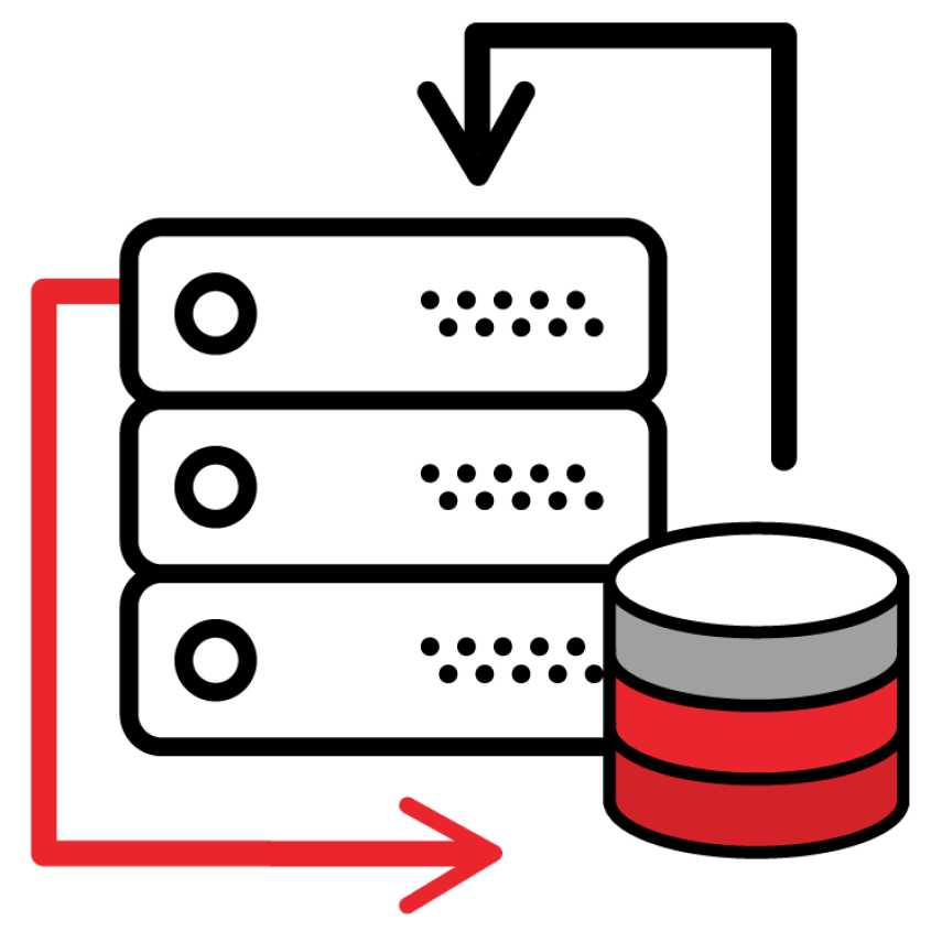 Cloud Infrastructure Server Cluster