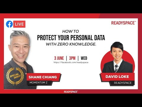 How to protect your PERSONAL DATA with ZERO knowledge