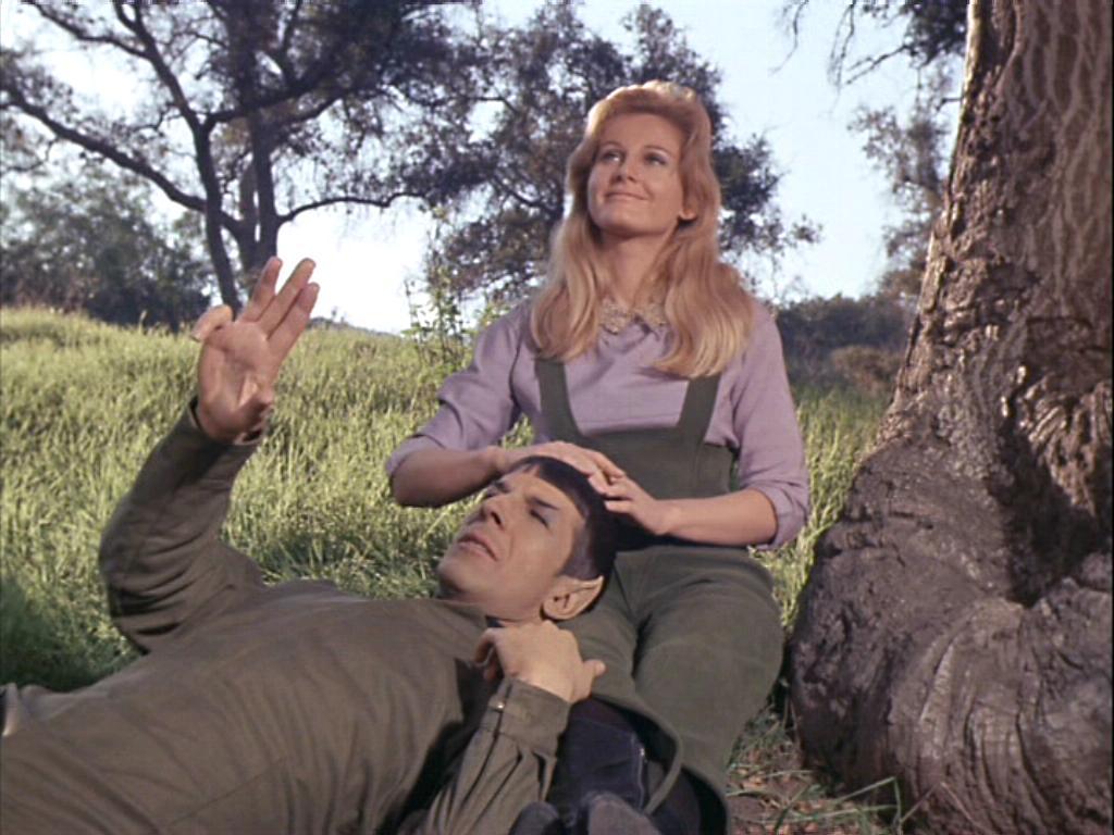 Paradise 4 Spock Leila