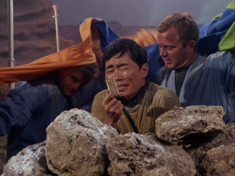 Enemy Within Sulu