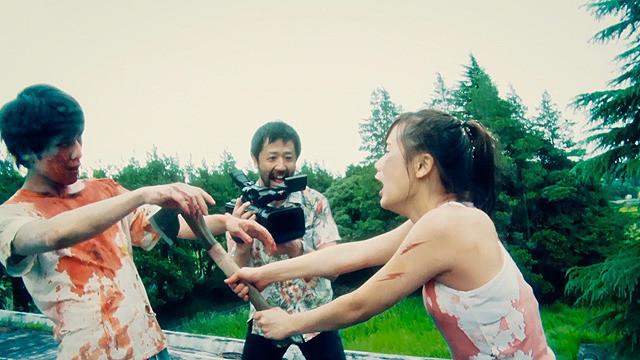 One Cut of the Dead 4 Kazuaki Nagaya, Takayuki Hamatsu, and Yuzuki Akiyama