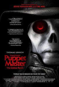 Puppet Master the Littlest Reich poster