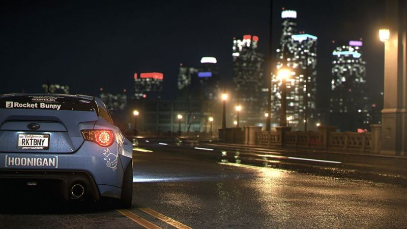 Need For Speed (2015) review - a barebones arcade racer