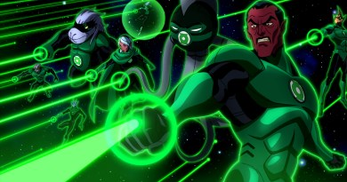 Green Lantern: Emerald Knights - Review