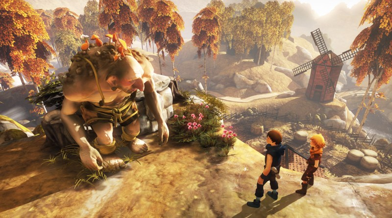Brothers: A Tale of Two Sons review - an inventive indie delight