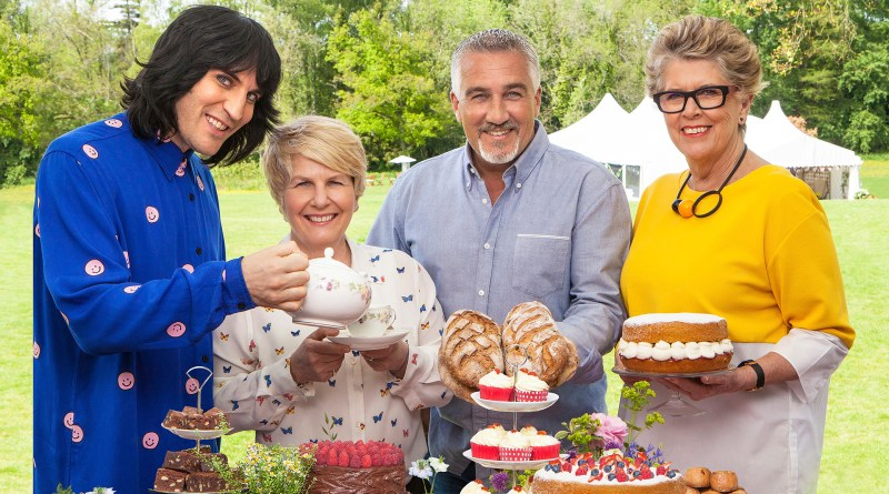 GBBO - The Great British Bake Off