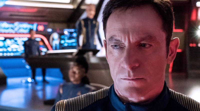 Star Trek - Discovery - Episode 9 - mid-season finale - Into the forest I go