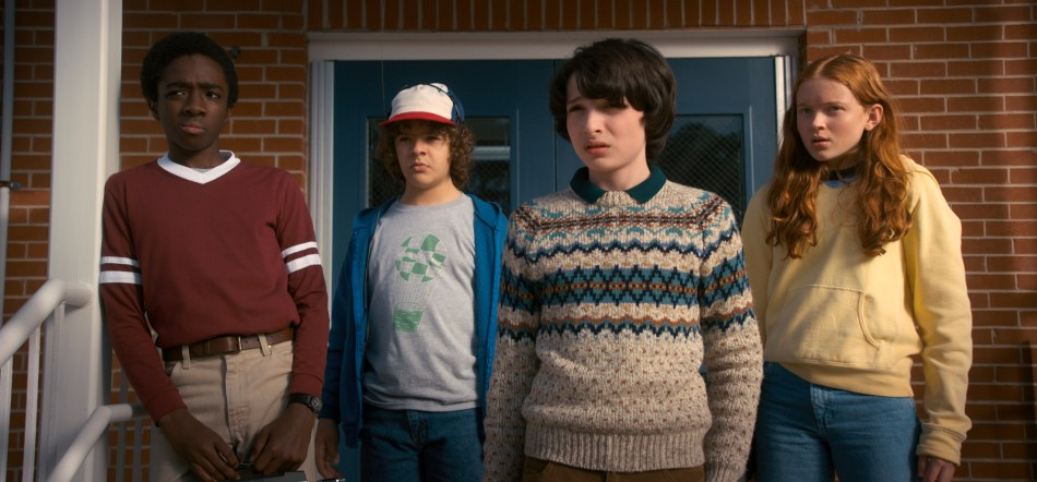 Stranger Things 2 Party