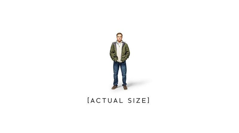 Downsizing - Movie - Review