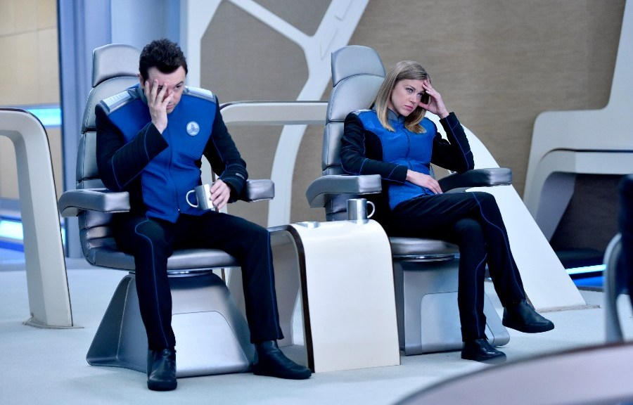 The Orville - Mad Idolatry