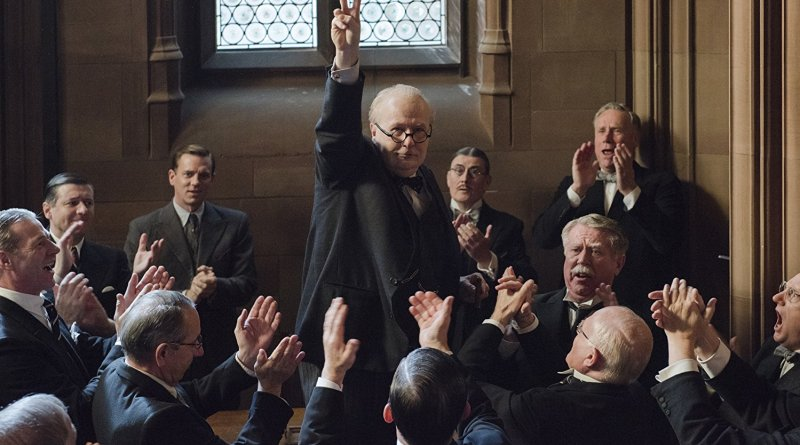 Darkest Hour - Movie - Gary Oldman