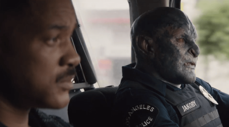 Bright - Netflix - Review