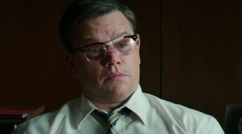 Suburbicon - Matt Damon - Movie Review