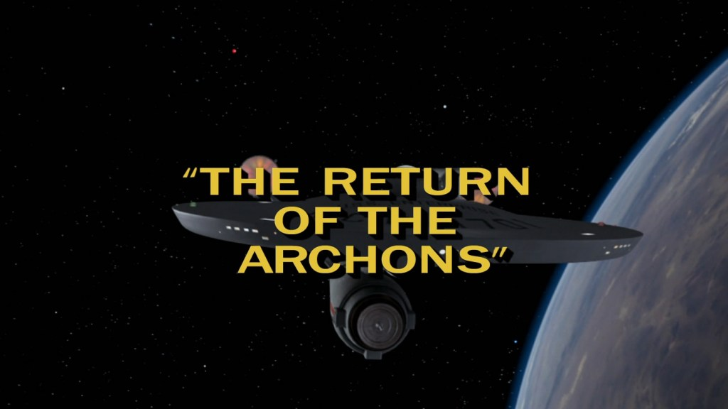 Star Trek - The Return of the Archons