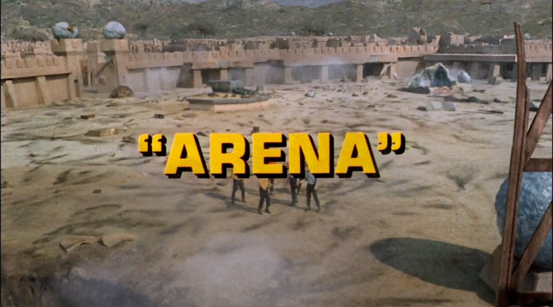 Star Trek - Arena - Recap