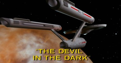 Star Trek - The Devil in the Dark - recap