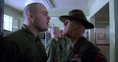 Movie Podcast - Full Metal Jacket