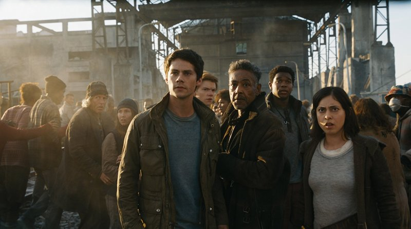 Maze Runner: The Death Cure - Review