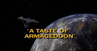 Star Trek - A Taste of Armageddon - Recap