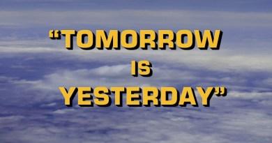 Star Trek - Tomorrow is Yesterday - Recap