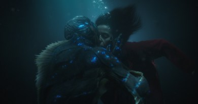 The Shape of Water - Review