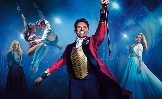 Review The Greatest Showman Not The Greatest Show Rsc
