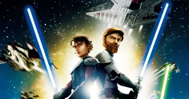 Star Wars - Clone Wars - Film - Review