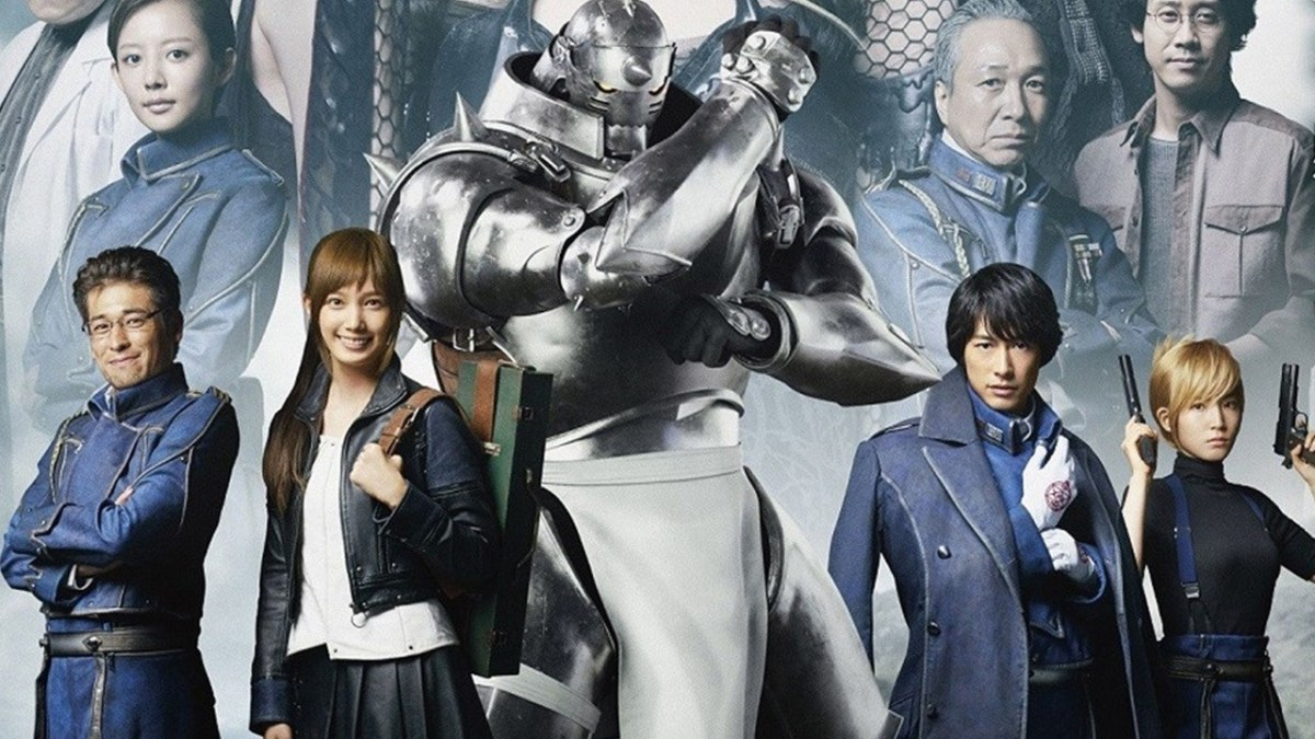 Review | Fullmetal Alchemist (2017)