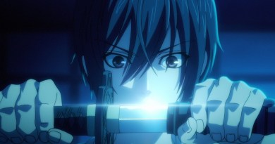 Swordgai: The Animation - ????? - Netflix Original - Review